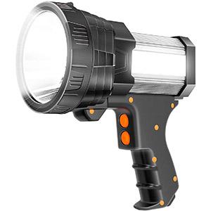Super Bright Spotlight 6000 Lumen LED Flashlight
